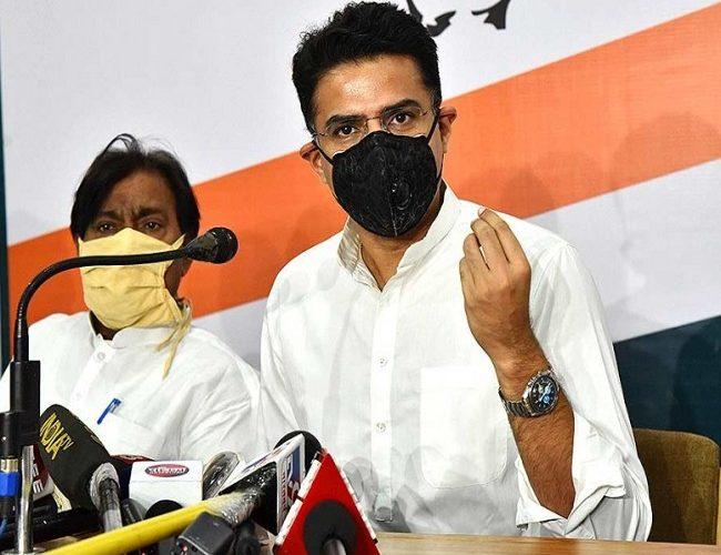 राजस्थान – सचिन पायलट लगातार अपने बयानों में किस खुलासे की बात कर रहे हैं