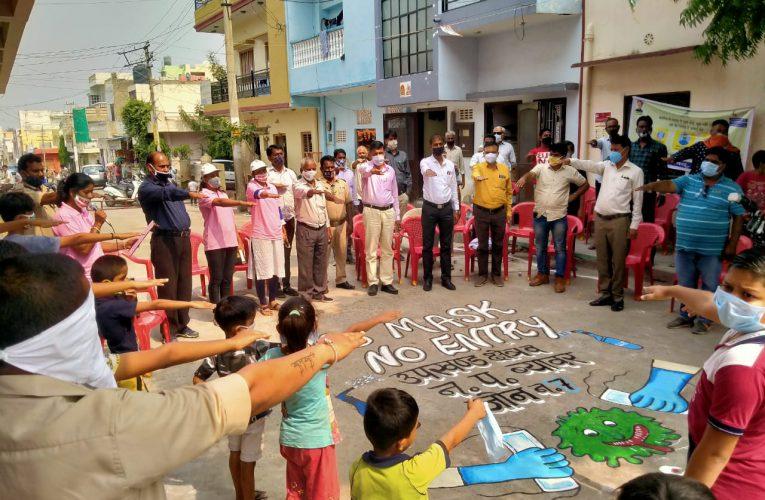अजमेर/राजस्थान-सरकार प्रत्येक नागरिक स्वस्थ तथा दीर्घायु रखने के लिए संकल्पबद्ध -जिला कलेक्टर