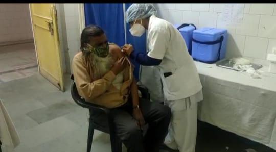 अजमेर – कोरोना टीकाकरण का तृतीय चरण आरम्भ