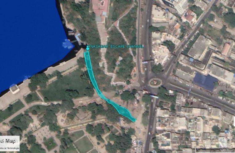 अजमेर – आनासागर एस्कैप चैनल के मरम्मत एवं सुदृणीकरण के लिए 16.92 करोड़ जारी